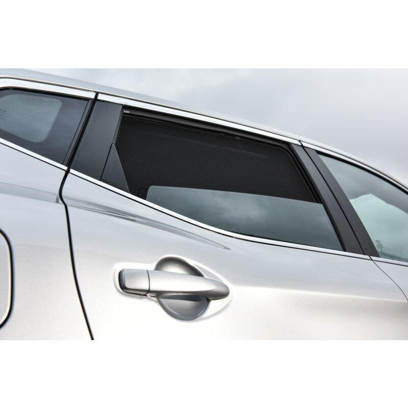 Sonnenschutz Audi Q5 5-Türer 08-16 8R Blenden 2-teilig hintere Türen