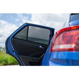 Auto Sonnenschutz Scheiben-Tönung Sonnenblenden HYUNDAI Kona SUV Bj.2017
