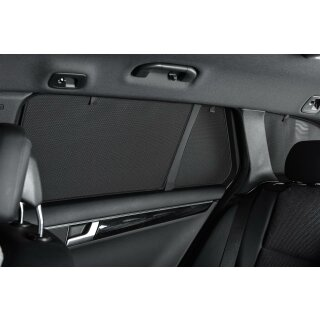 UV Car Shades Peugeot 3008 5-Door BJ. Ab 2010, set of 6