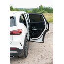 Car Shades Mercedes-Benz GLA (X156) 5dr 2014> Rear Door Set
